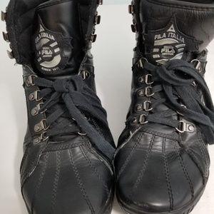Fila Italia Men's Hightop Sneakers 11219 1 S6